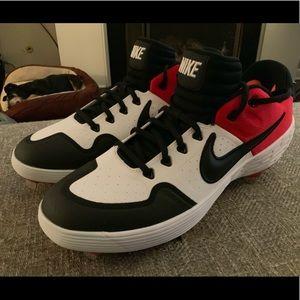 Nike Alpha Huarache Elite 2 Baseball Cleats Sz 9.5